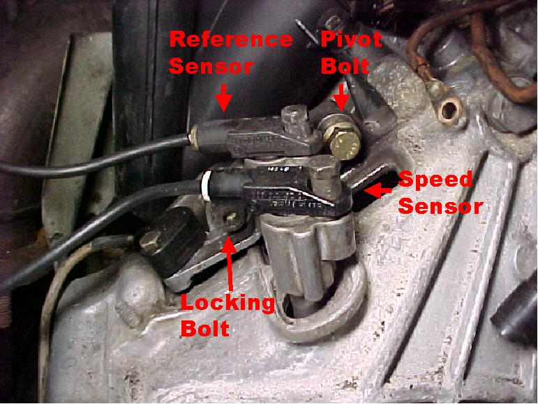 turbo 400 wiring diagram speed and reference sensors checking  replacement  and  speed and reference sensors checking  replacement  and