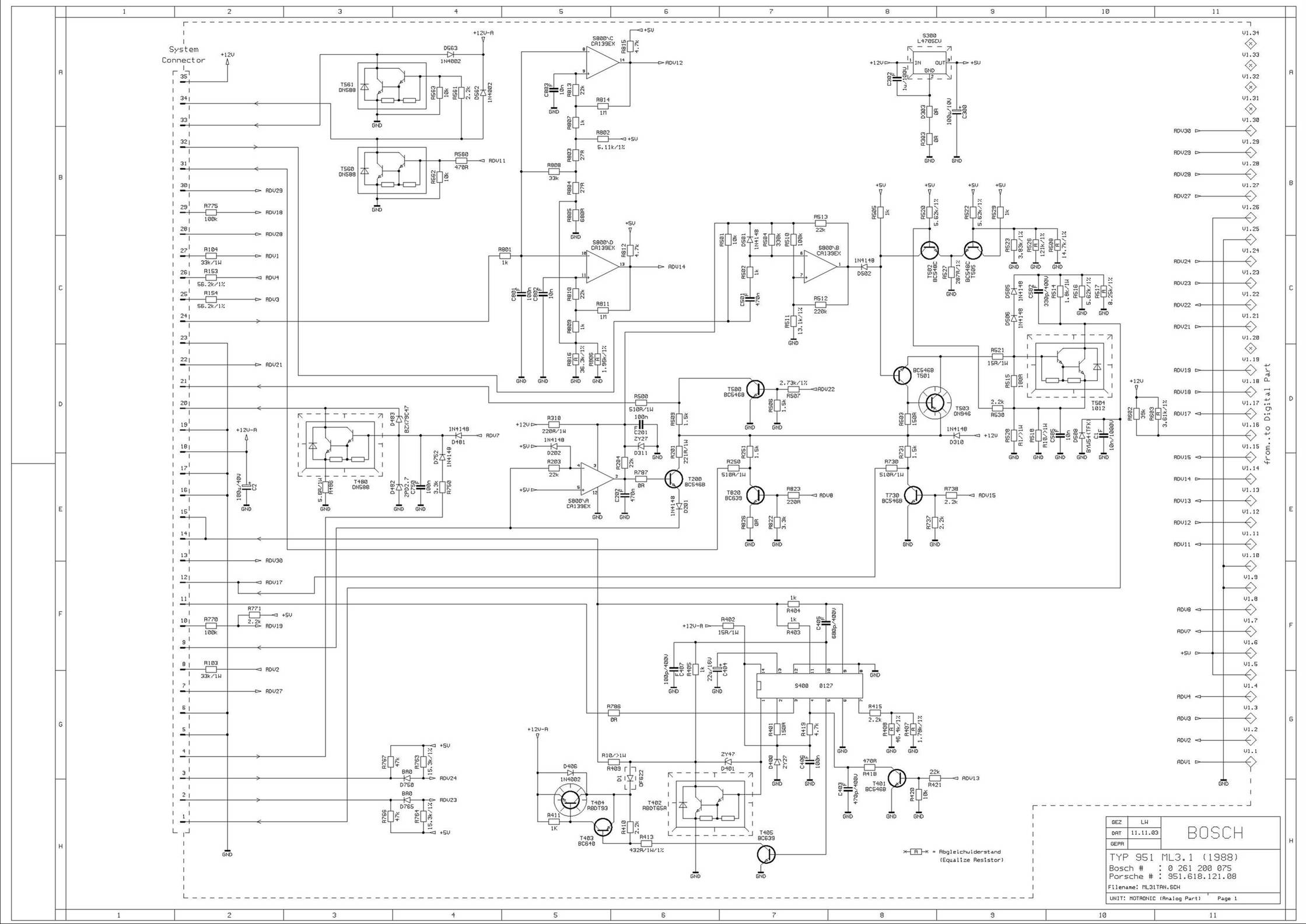 Dme Wiring Diagram Mastering 4 Channel Speaker Epic 400 Watts Full Range 944 Turbo Rh Clarks Garage Com 964 E36