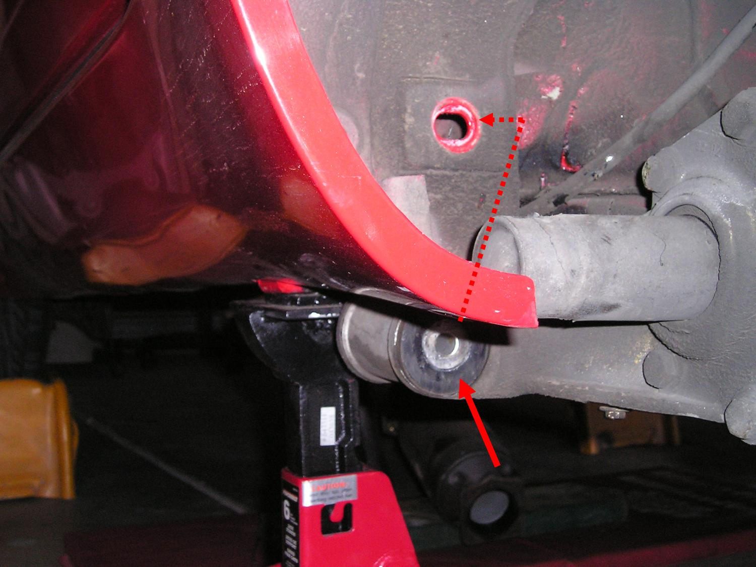 Torque Tube Removal, Rebuilding, and Installation